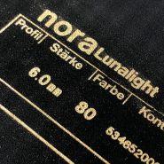 Nora LunaLight kl 80 antraciet