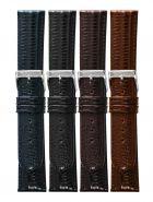 Horlogeband 16mm tejuprint 61206D Goud