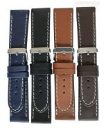 Horlogeband 20mm stoer 61330