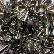 Holniet XL 9015 nikkel 18mm