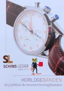 Horloge folder bandjes + toebehoren