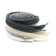 SL laces 75cm lurex