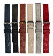 Horlogeband 18mm Hert 91394C Zilver