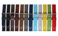 Horlogeband 16mm 91399D 10 rood