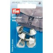 Prym bodemnagels 15mm 615 900 nikkel