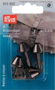 Prym bodemnagels 15mm 615 902 oudzilver