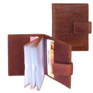 Southern card holder 78692 chestnut