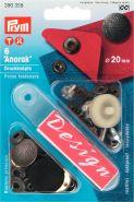 Prym 390 358 20mm sierdrukker d.brons