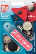 Prym 390 511 20mm sierdrukker brons