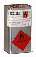 SL - aceton