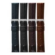 Horlogeband 24mm tejuprint 61206C Zilver