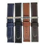 Horlogeband 24mm stoer 61330