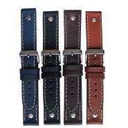 Horlogeband 24mm stoer 61331