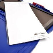 Blauwdruk papier 500 vel dubbel