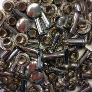 Holniet XL 9013 nikkel 15mm