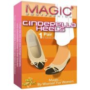 Happy Feet.. Cinderella Heels