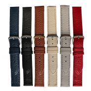 Horlogeband hert 92394C 12mm zilver