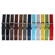 Horlogeband 22mm 91399D 10 rood
