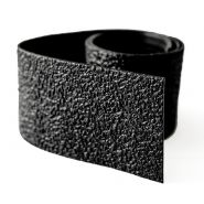 Rubber spatrand 5 x 74cm zwart Vitamín