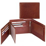 Southern wallet 78517 chestnut