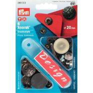 Prym 390 355 20mm sierdrukker brons