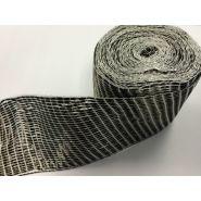 BKF carbonband 6 cm / rol per meter