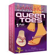 Happy Feet.. Queen Toes