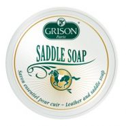 Saddle soap blik à 100 ml