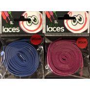 SL laces 90cm plat wax