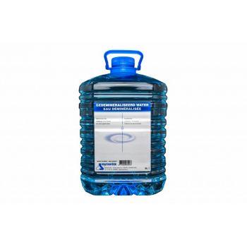 Gedemineraliseerd water 5ltr.