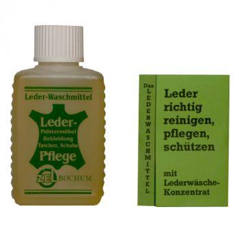 Wiebchen lederwas-middel actie 10+2