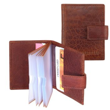Southern card holder 78692 chestnut
