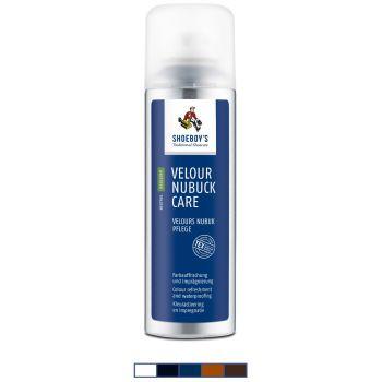 Shoeboy'S Velours nubuk spray actie-pakket 20+4